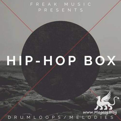 Hip Hop Box WAV MiDi