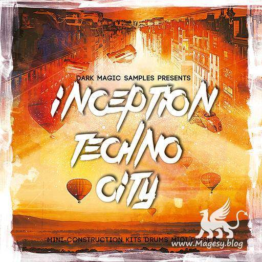 Inception Techno City MULTiFORMAT