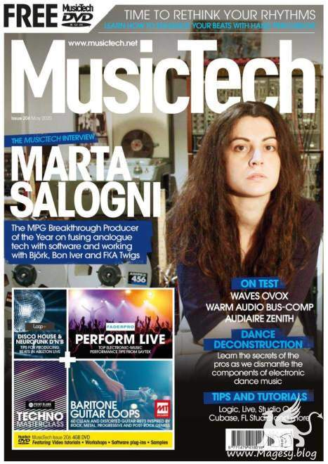 MusicTech May 2020