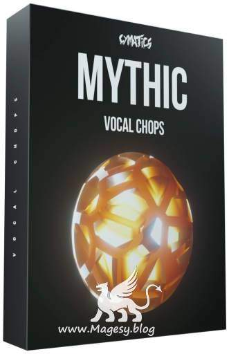 Mystic Vocal Chop Collection WAV