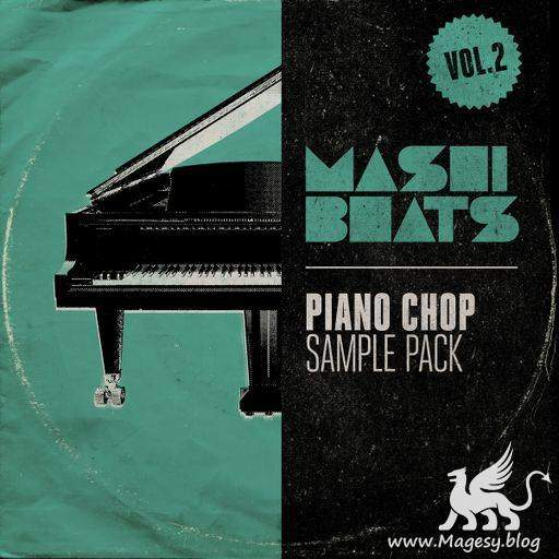 Piano Chop Vol.2 WAV-DECiBEL
