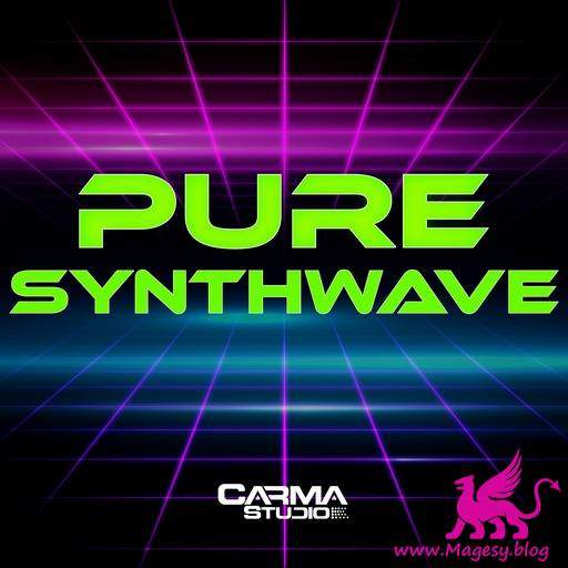 Pure Synthwave WAV Magesy®