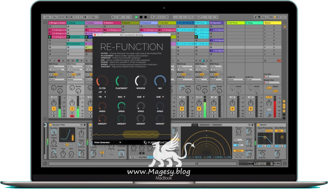 Re-Function AU VST x64 RETAiL WiN MAC-DECiBEL
