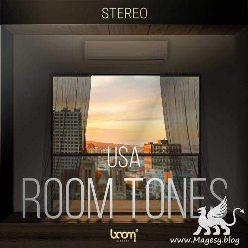 Room Tones USA Stereo Edition WAV