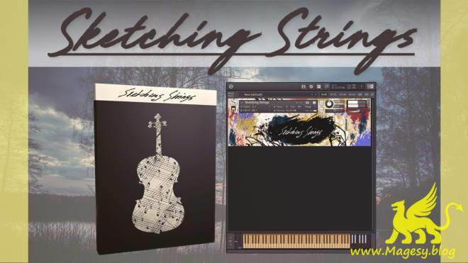 Sketching Strings KONTAKT-DECiBEL