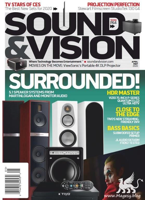 Sound & Vision - April/May 2020