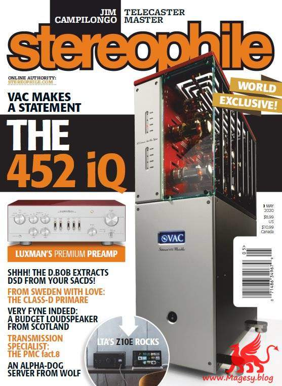 Stereophile May 2020