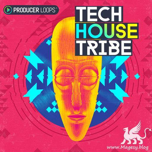 Tech House Tribe MULTiFORMAT-DECiBEL