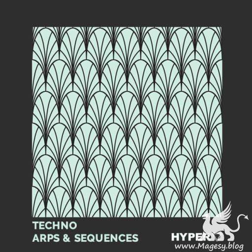 Techno Arps and Sequences WAV-DECiBEL