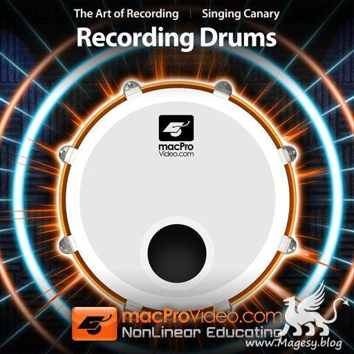 The Art of Audio Recording Recording Drums TUTORiAL DVDR-SONiTUS