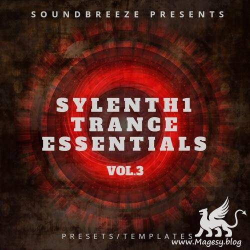 Trance Essentials Vol.3 SYLENTH1 FLP MiDi