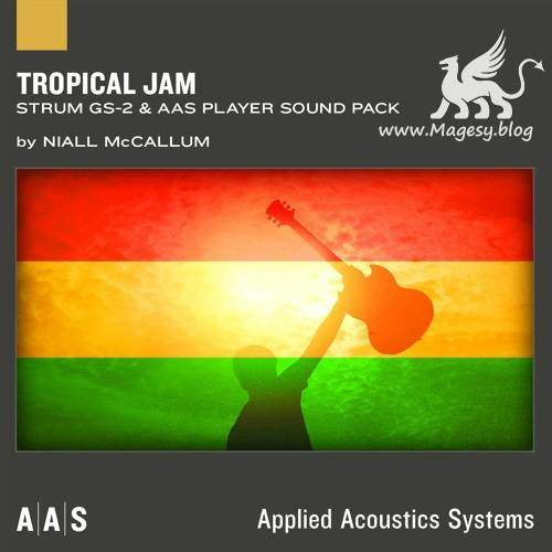 Tropical Jam Strum GS-2 Soundpack