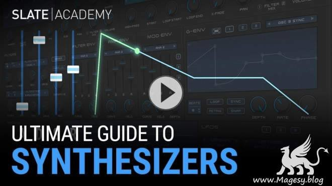 Ultimate Guide To Synthesizers TUTORiAL-HiDERA