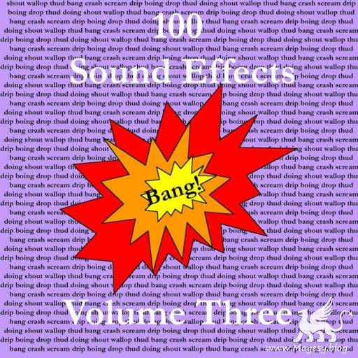 100 Sound Effects Vol.3 FLAC