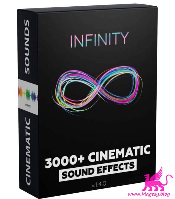 3000+ Cinematic Sound Effects WAV