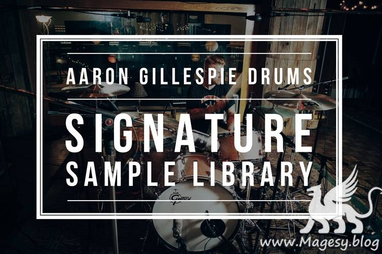 AG Drums Signature Sample Library MULTiFORMAT