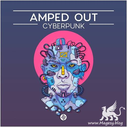 AMPED OUT Cyberpunk WAV-SYNTHiC4TE