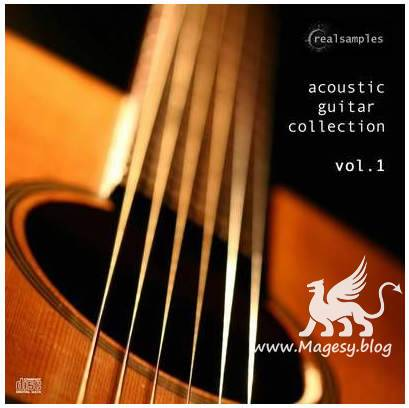 Acoustic Guitar Collection Vol.1 MULTiFORMAT DVDR-KRock