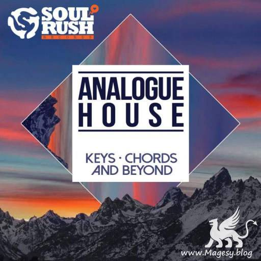 Analogue House Keys Chords And Beyond WAV MiDi