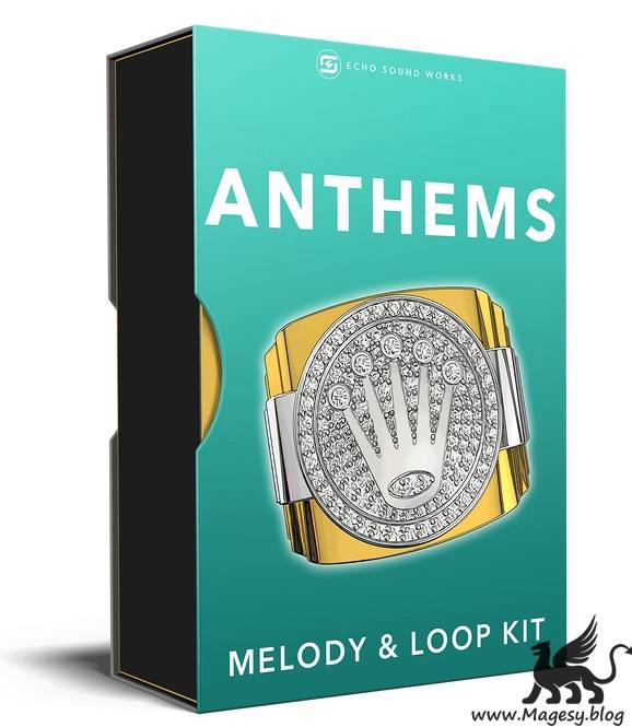 Anthems Melody and Loop Kit WAV MiDi-FREE