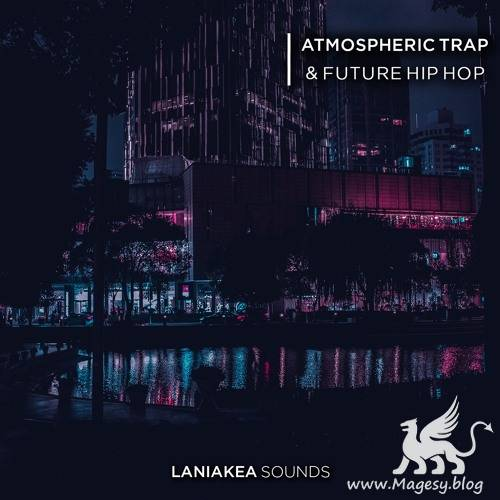 Atmospheric Trap And Future Hip Hop WAV-DiSCOVER