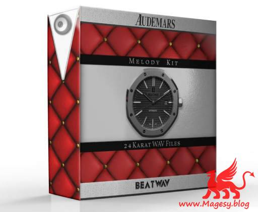 Audemars Melody Kit WAV STEMS