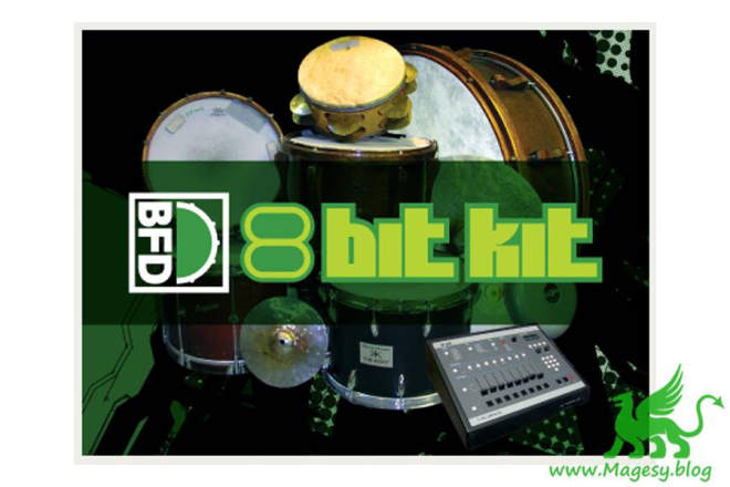 BFD 8Bit KiT EXPANSiON PACK DVD1-3-CoBaLT