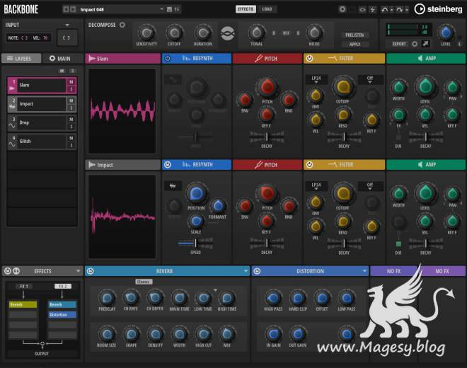 BackBone v1.1 AU AAX VST3 x64 WiN MAC-V.R