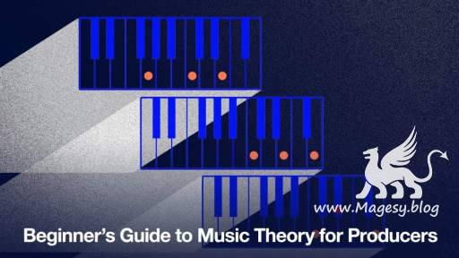 Beginner's Guide to Music Theory for Producers TUTORiAL