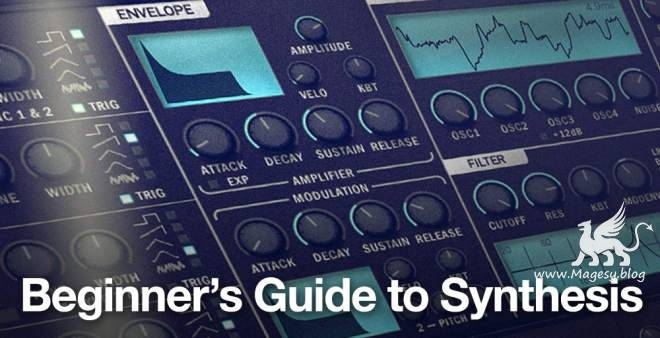 Beginner's Guide to Synthesis TUTORiAL