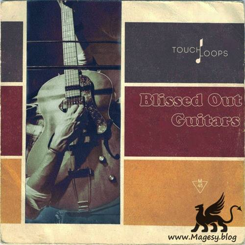 Blissed Out Guitars WAV-DiSCOVER