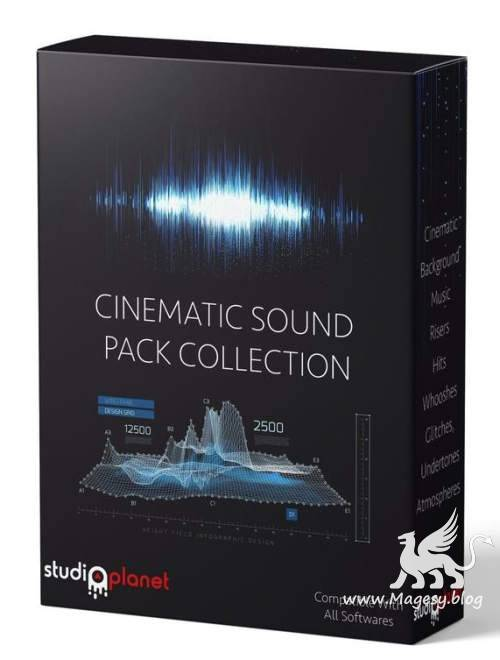 Cinematic Sound Pack Collection WAV