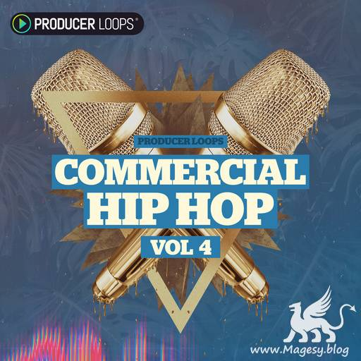 Commercial Hip Hop Vol.4 WAV-DECiBEL