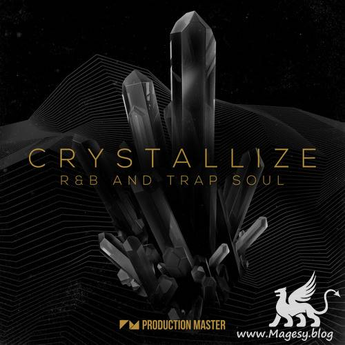 Crystallize: RnB and Trap Soul WAV-DECiBEL