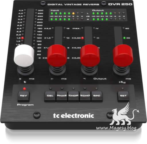 DVR250 AAX VST VST3 x64 WiN-R2R