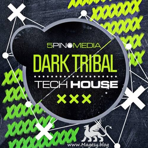 Dark Tribal Tech House WAV MiDi REX