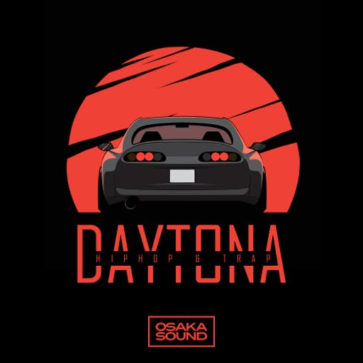 Daytona: Hip Hop And Trap WAV-DiSCOVER