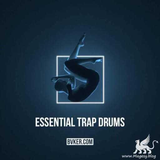 Essential Trap Drums WAV ABLETON LiVE-DiSCOVER