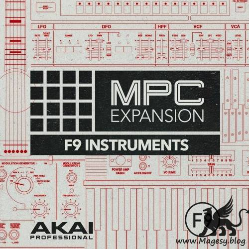 F9 Instruments Collection v1.0.3 MPC