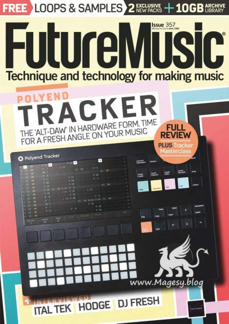 Future Music - Issue 357, 2020-2