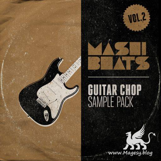 Guitar Chop Vol.2 WAV