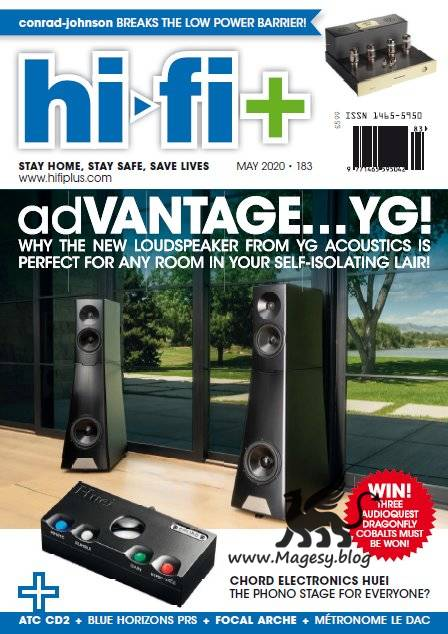 Hi-Fi+ Issue 183, May 2020