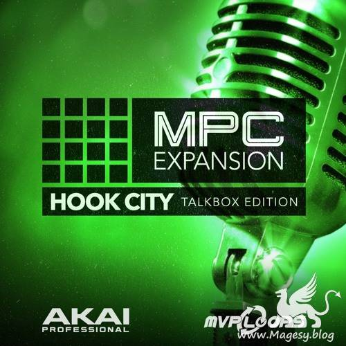 Hook City Talkbox Edition v1.0.0 MPC
