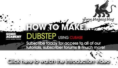 How To Make Dubstep using CUBASE TUTORiAL-DYNAMiCS