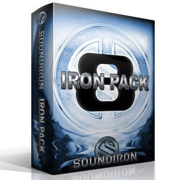 Iron Pack 08 SFZ KONTAKT