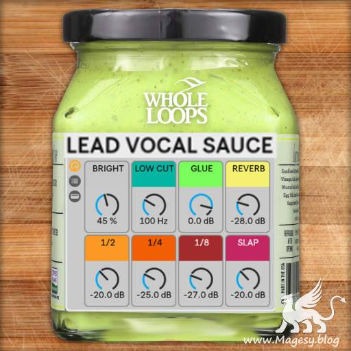 Lead Vocal Sauce ADG
