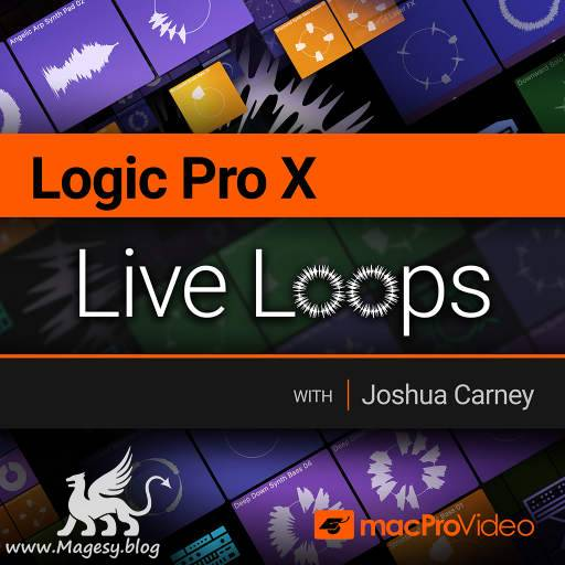 Live Loops Logic Pro X TUTORiAL-SYNTHiC4TE