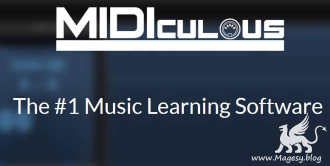 MIDIculous Learning Software v2.0.9 WiN-TZ GROUP