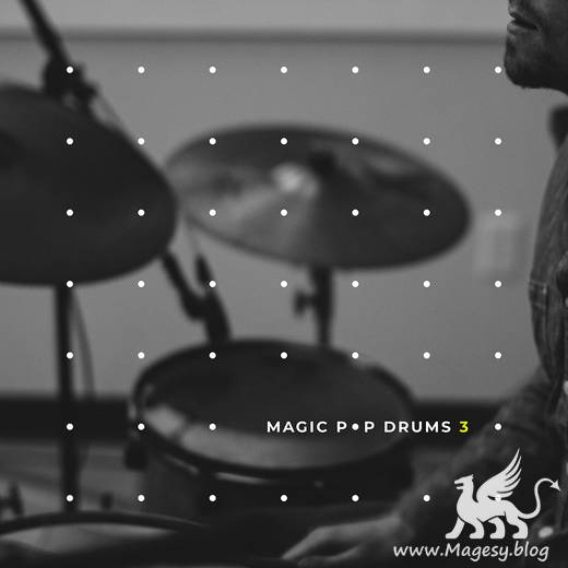 Magic Pop Drums 3 WAV-DECiBEL