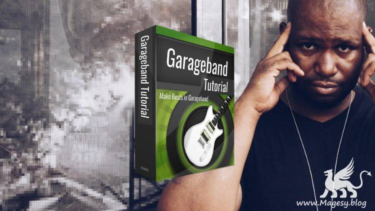 Make A Rap Beat Step By Step GarageBand TUTORiAL